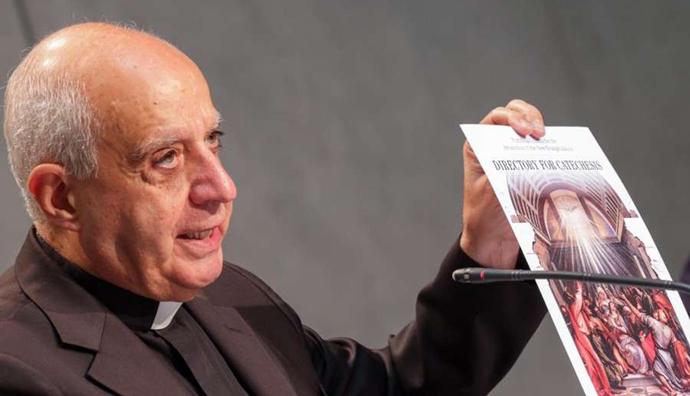 ألفاتيكان ينشر دليلاً جديداً للتعليم المسيحي: علينا أن نجعل الإنجيل آنياً على الدوام   V26052020