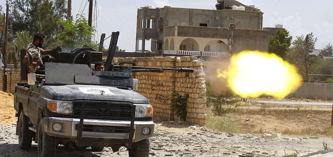 ليبيا هي على الأرجح أسوأ مكان في العالم للاجئ أو طالب لجوء