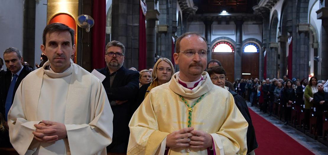 أسقف أبرشية قسنطينة وعنابة في الجزائر المُسام نيكولا ليرنو