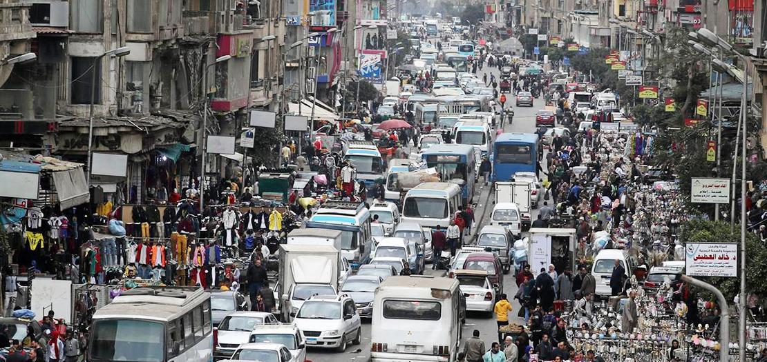 بلغ تعداد المصريين قبل ثلاثة عقود 57 مليون نسمة، و95 مليون نسمة عام 2017