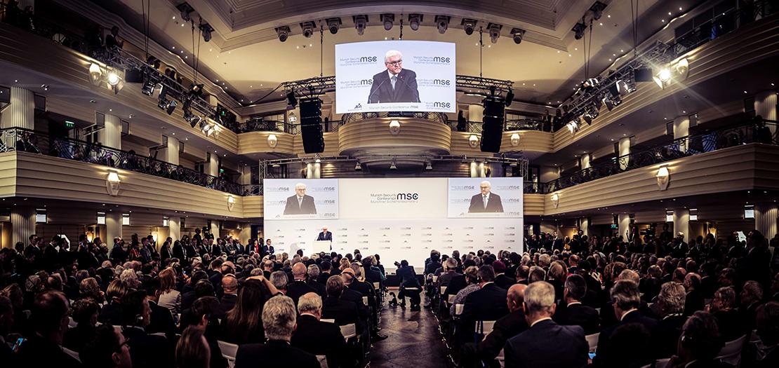 مؤتمر ميونيخ للأمن 2020