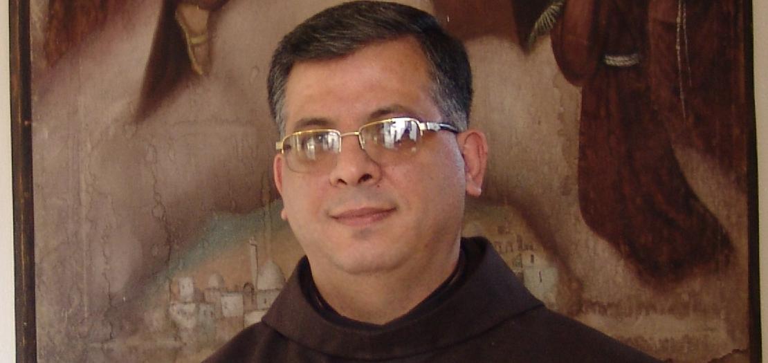 الأب د. ريمون جرجس الفرنسيسكاني