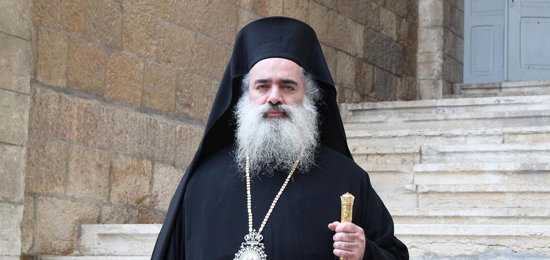 المطران عطاالله حنا، رئيس أساقفة سبسطية للروم الأرثوذكس