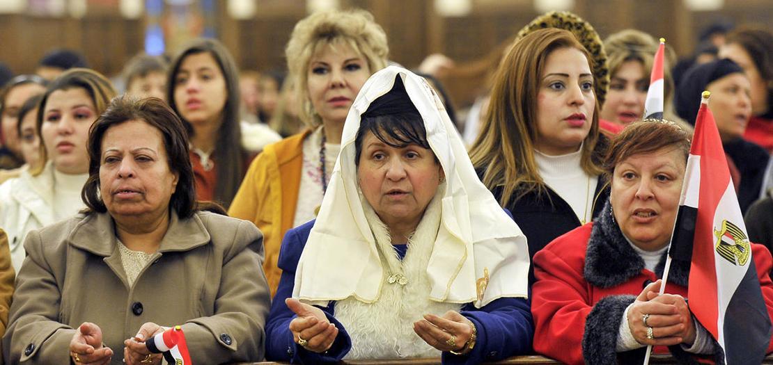 نساء أقباط في مصر