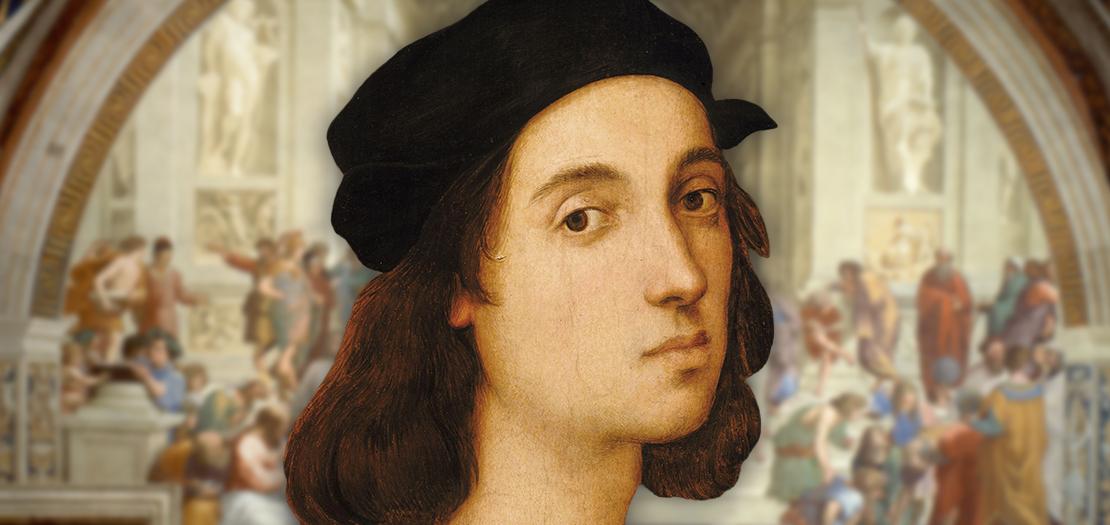 صورة مفترضة للفنان الإيطالي رافاييلو (ويكيبيديا)