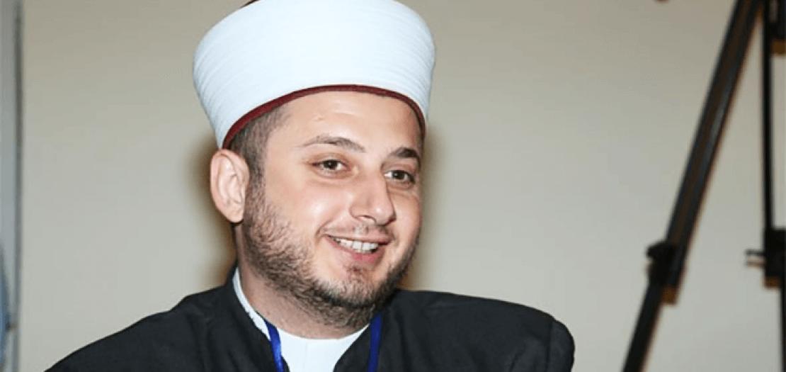 مدير الاعلام والعلاقات العامة في دائرة الافتاء الأردنية