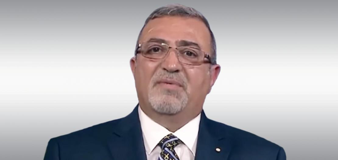 """بشار جرار يكتب من واشنطن عن """"تجربة"""" كورنا"""