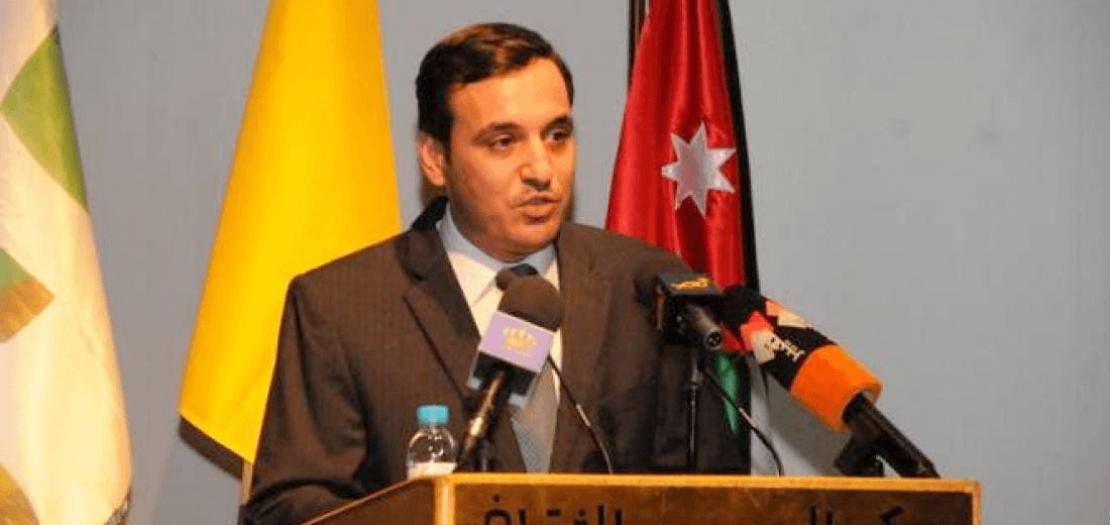 عبد الهادي راجي المجالي، كاتب أردني
