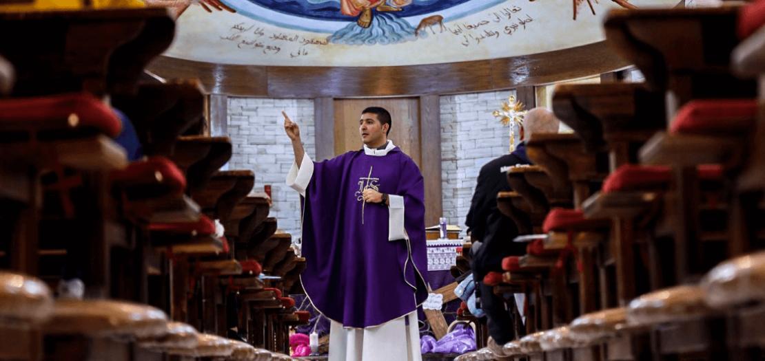 راعي كنيسة يسوع الملك، المصدار - عمّان