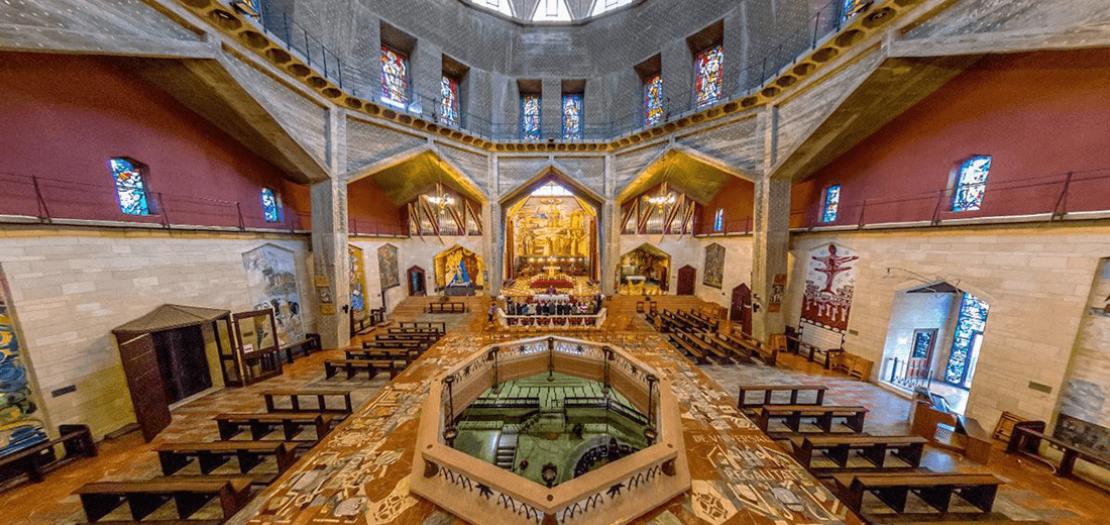 بازيليك البشارة في الناصرة