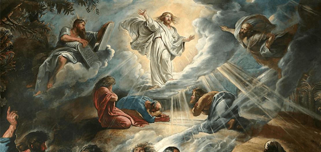 لقد خلقتنا لك يا رب ولن يستريح قلبنا إلا فيك!