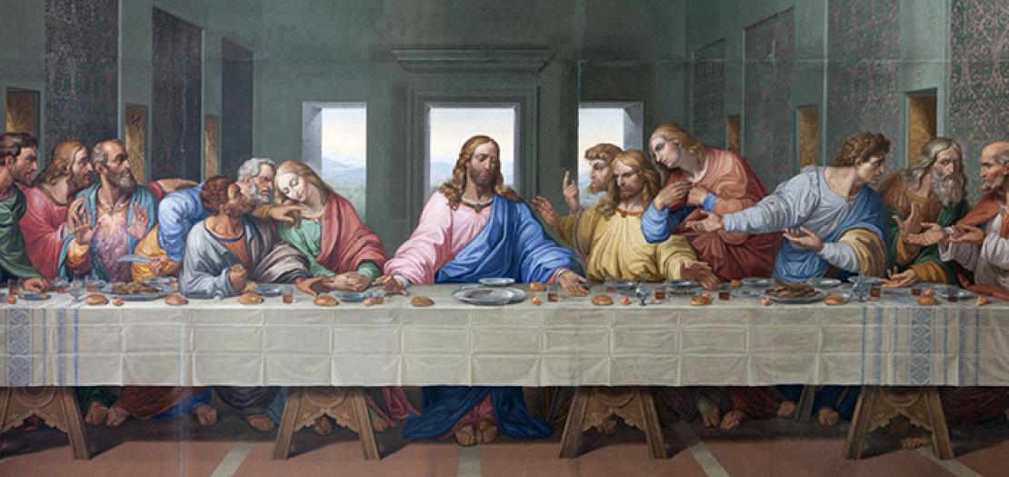 فَليَكُن هذا خَميسُ أسرارِكَ أَنتَ بِتَحولِ مَسارِ حَياتِكَ باتجاهِ المسيحِ المَصلوب
