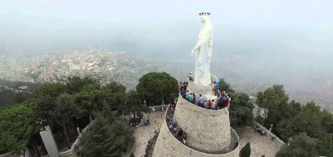 يا لبنان، أبرأكَ يسوعُ المسيح، فقُم وأصلِحْ فراشَكَ بيَدِك