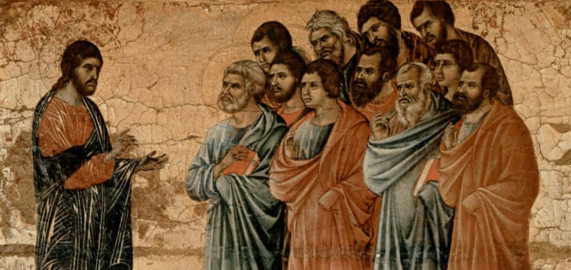 الكنيسة هي حيز المحبة الذي فيه تسري حياة الآب وهي تحيا في المسيح وهو بدوره يحيا فينا