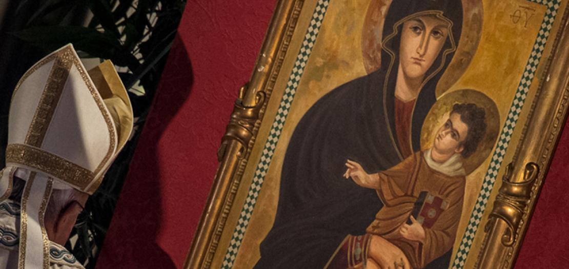 إعداد وتحضير: الأب فارس نعيم سرياني، خوري كنيسة سيدة الوردية للاتين في الكرك
