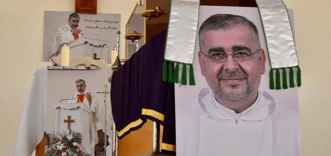 الأب اللبناني الراحل يوسف سامي يوسف الكبوشي