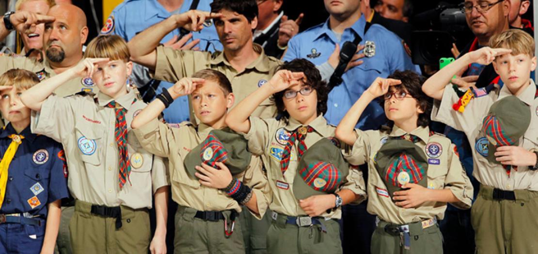 علينا أن ندرك أن الكشفية تقدم رسالة تربوية مُكمّلة لرسالة المدرسة والأسرة