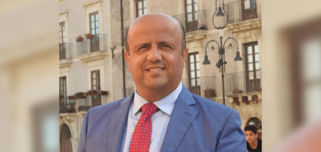 د. سامي باشا، رئيس مؤسسة الجامعة الأمريكية في صقلية – إيطاليا، أستاذ العلوم التربوية
