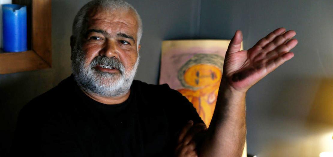 الروائي السوري خالد خليفة
