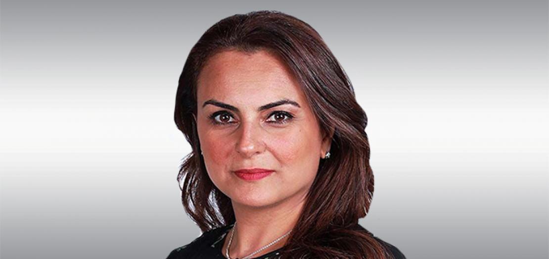 مينا العريبي، رئيسة تحرير صحيفة «ذا ناشيونال» الإماراتية