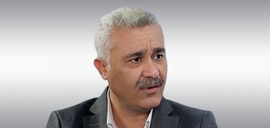 نسيم عنيزات، صحافي أردني