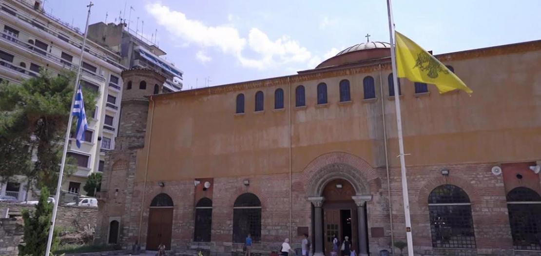 اليونان تنكّس أعلامها وتدق أجراس كنائسها حزنا على آيا صوفيا