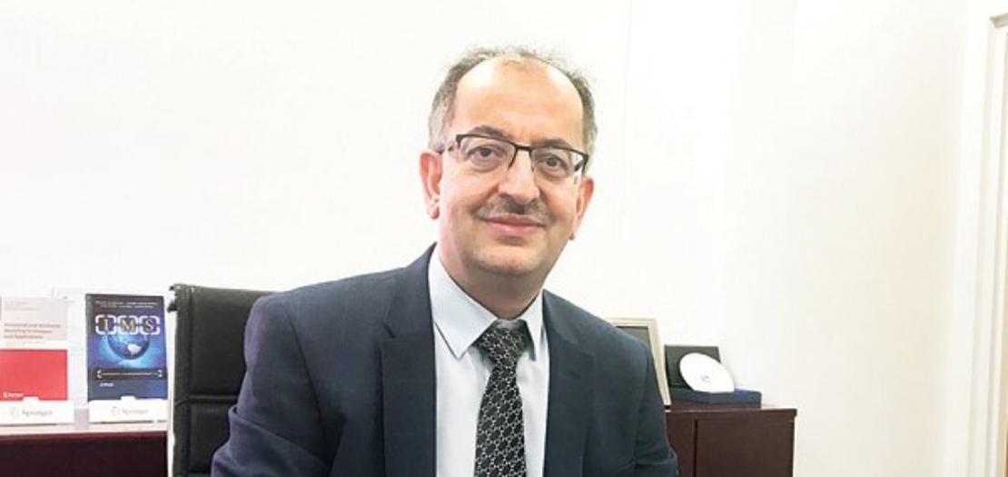 الأستاذ الدكتور خالد البقاعين، رئيس كلية الكويت للعلوم والتكنولوجيا