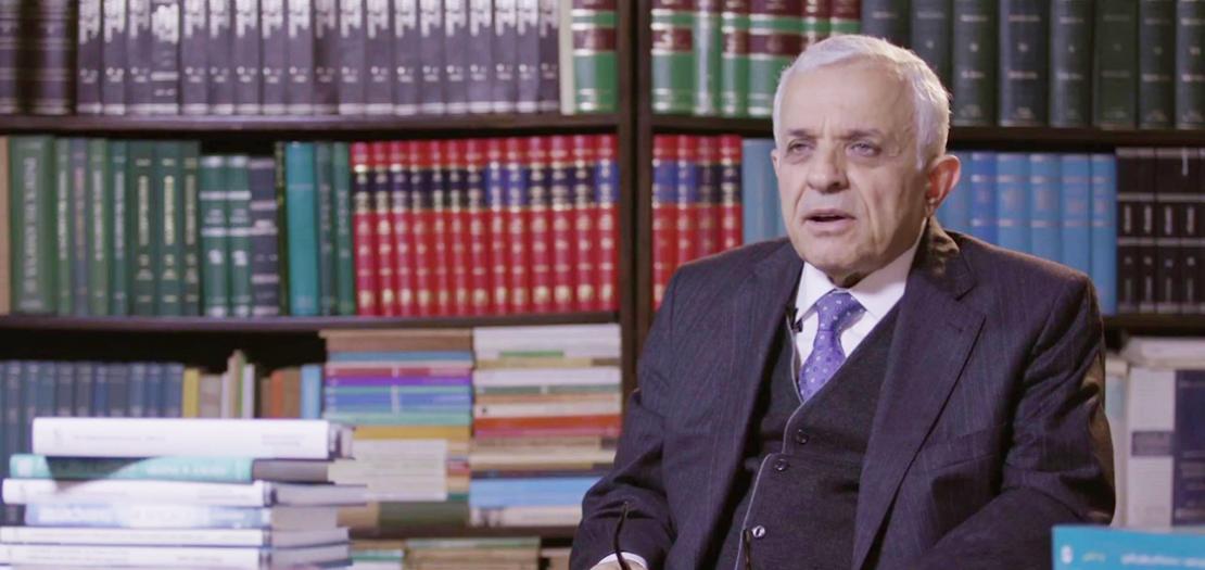 أ. د. رضوان السيد، كاتب وأكاديميّ وسياسي لبناني وأستاذ الدراسات الإسلامية في الجامعة اللبنانية