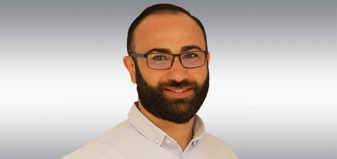 علاء أبو خضر، الأمين العام السابق للشبيبة المسيحية في الأردن