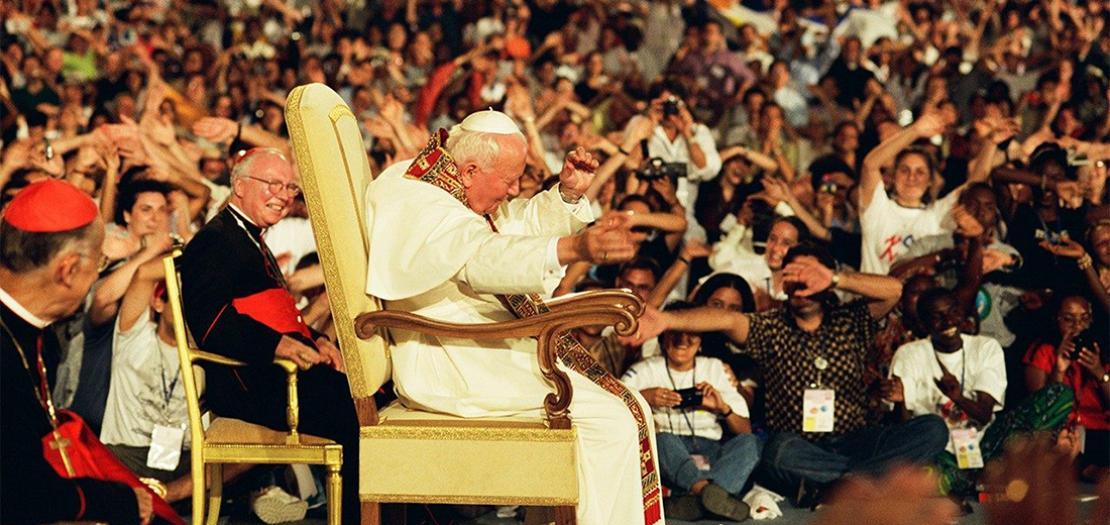 لعشرين سنة خلت، وجّه القديس يوحنا بولس الثاني دعوة قويّة لعدم الاستسلام، 19 آب 2000