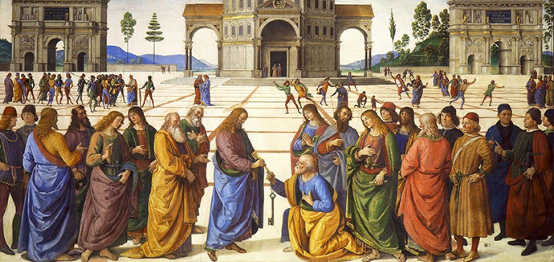 الأحد الحادي والعشرون (الإنجيل متى 16: 13-20)
