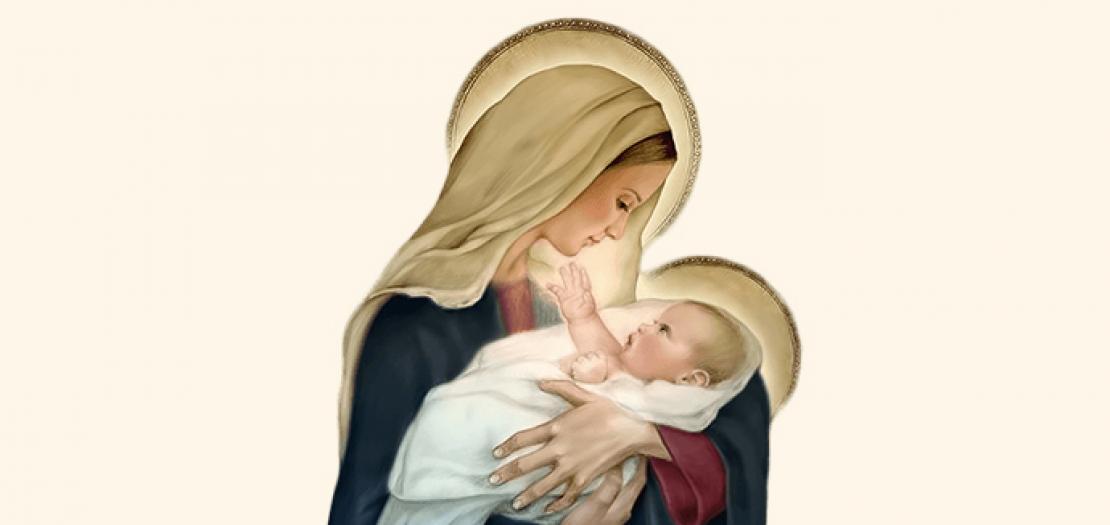 الأمُّ وجهٌ يعكسُ للبشرِ رحمةَ اللهِ وحنانَهُ
