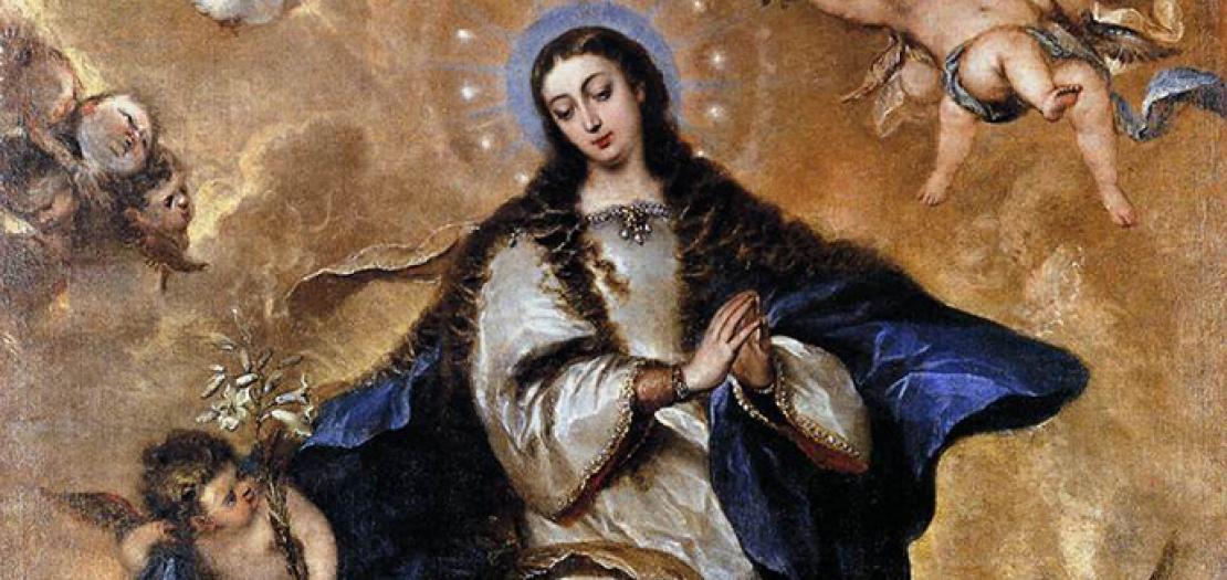 يا مريم العذراء فائقة القداسة، ساعدينا أن نصغي إلى الهامات الروح القدس فيأمور حياتنا اليومية