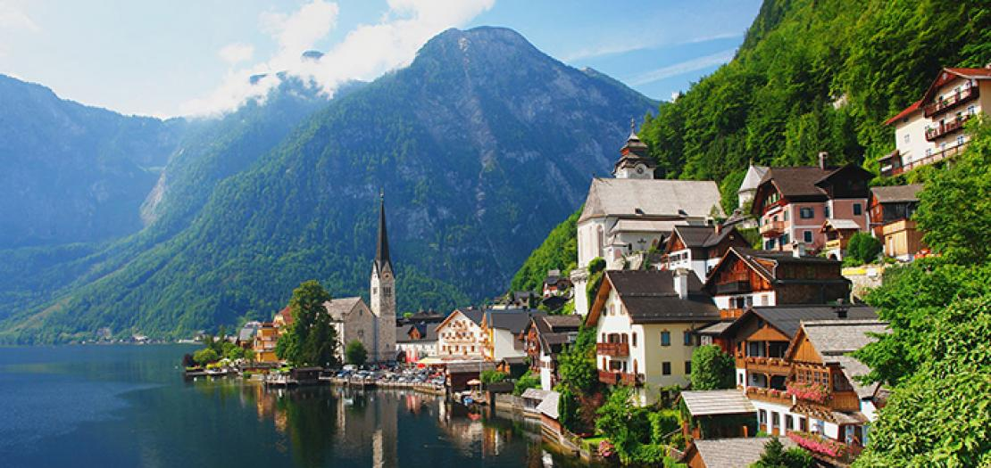 بلدة في النمسا