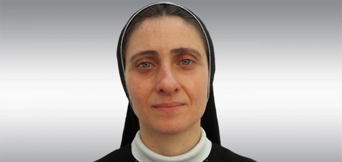 الأخت فاتن حبايبة، من راهبات الورديّة المقدسّة