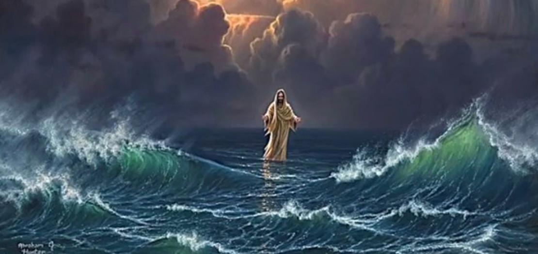 """والخلائق تسبح بحمده """"العاصفة"""""""