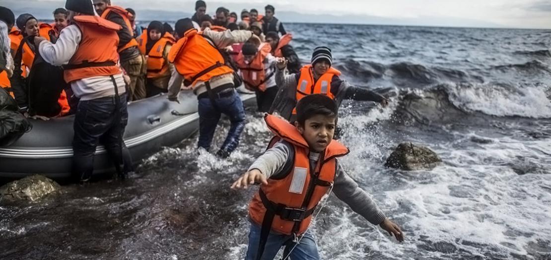 أظهرت تقديرات المنظمة الدولية للهجرة أن 554 مهاجرًا لقوا حتفهم حتى الآن خلال العام الحالي