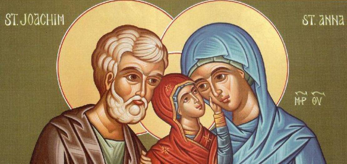 لنصلي دائمًا إلى أمنا مريم العذراء ولتبقى المسبحة الوردية صلاتنا في الصباح والمساء
