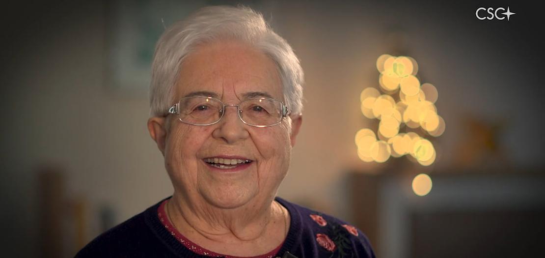 رئيسة حركة فوكولاري ماريا فوشي