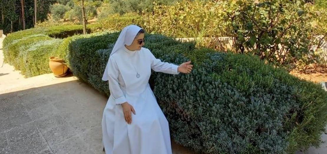 الأخت رانيا خوري، من راهبات القلبين الأقدسين