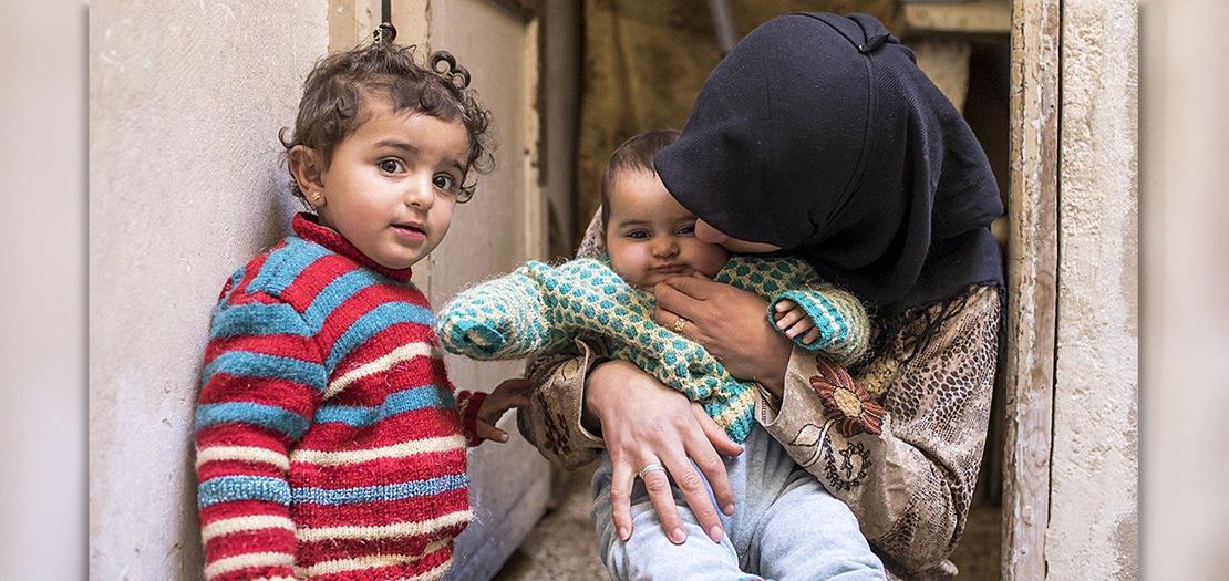 هناك مئات الآلاف من العائلات اليائسة بسبب العزل وارتفاع الأسعار والعقوبات