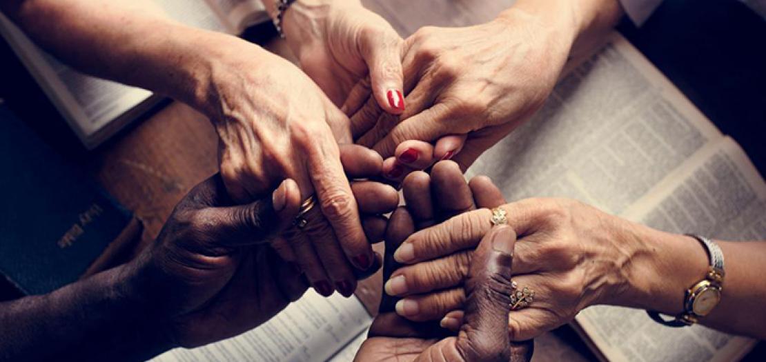 الصلاة تنصرنا وتنقذنا بمجرد وضع حياتنا في يد المسيح