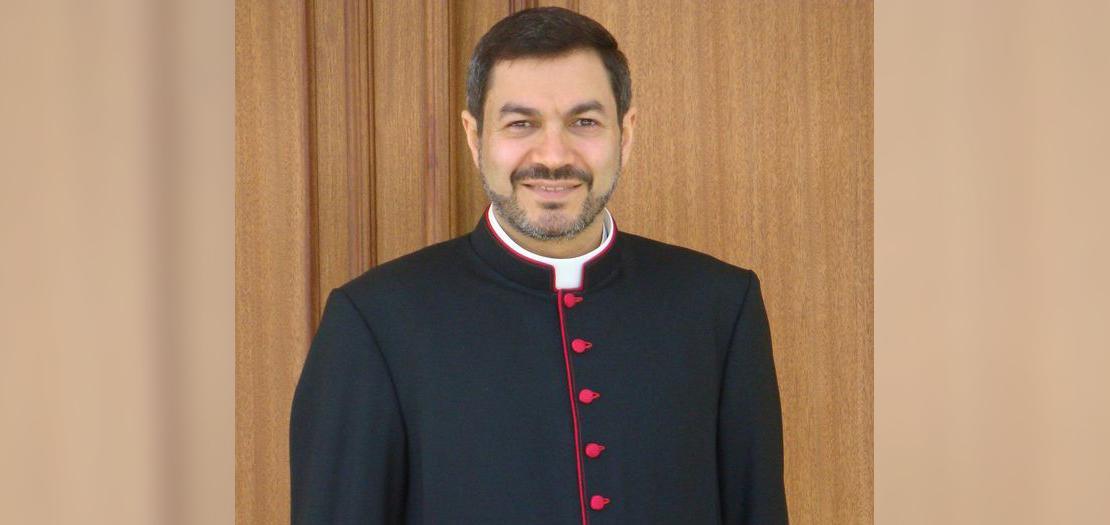 المونسينيور توما حليم حبيب، المطران المنتخب لأبرشية سوهاج للأقباط الكاثوليك