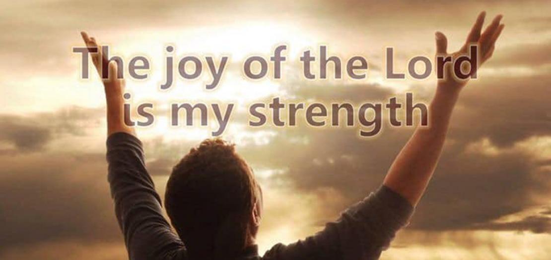 السّعادة هي فعل داخلي، وتأتي نتيجة حضور الله في حياتنا، وهذا هو سرّ الفرح الحقيقي
