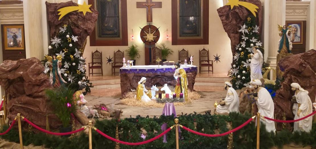 ولد المسيح... هللويا