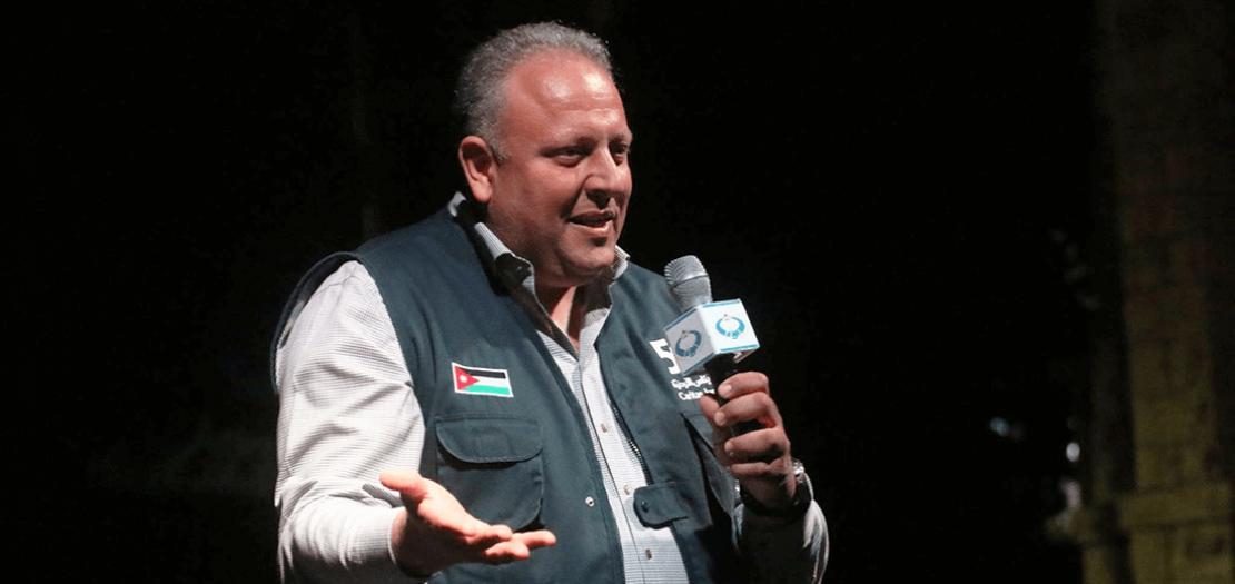 وائل سليمان، مدير كاريتاس الأردن