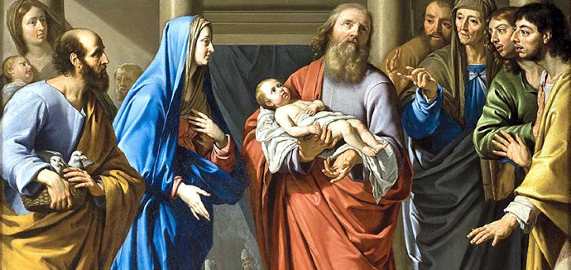 عيد التّقدمة هو لقاء روحي محوره يسوع المسيح نفسه
