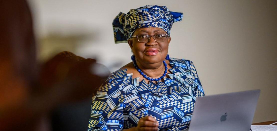 المديرة العامة لمنظمة التجارة العالمية نغوزي أوكونجو-إيويلا