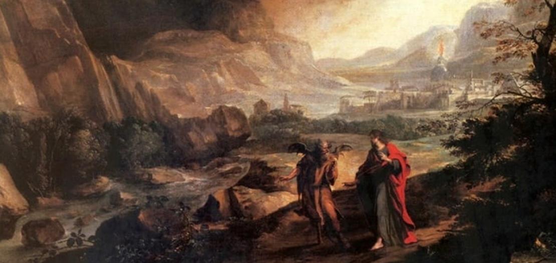الأحد الأوّل من الصّيام (الإنجيل مر 1: 12-15)