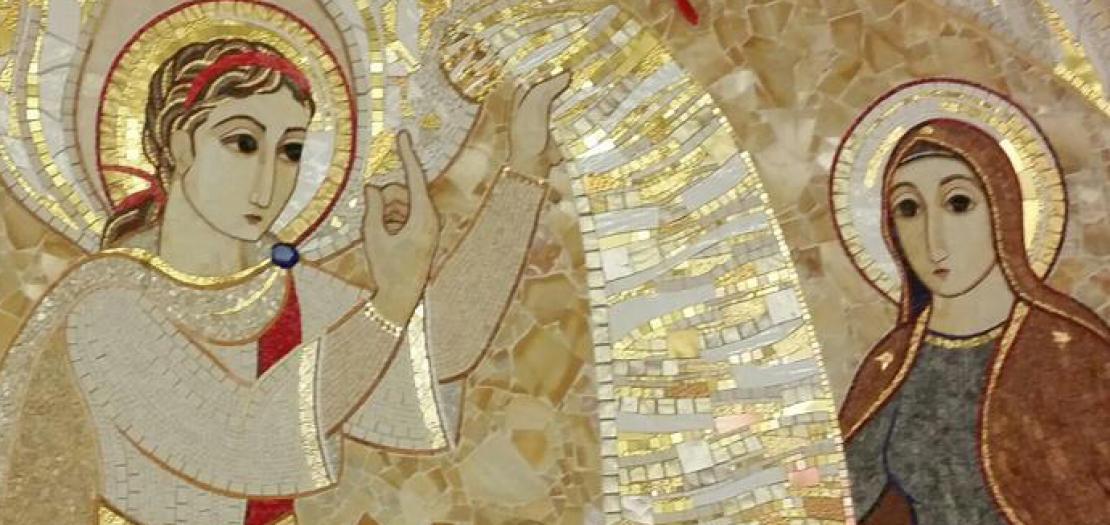 يا طيورَ السعدِ هِبي: في عيد بشارة العذراء مريم